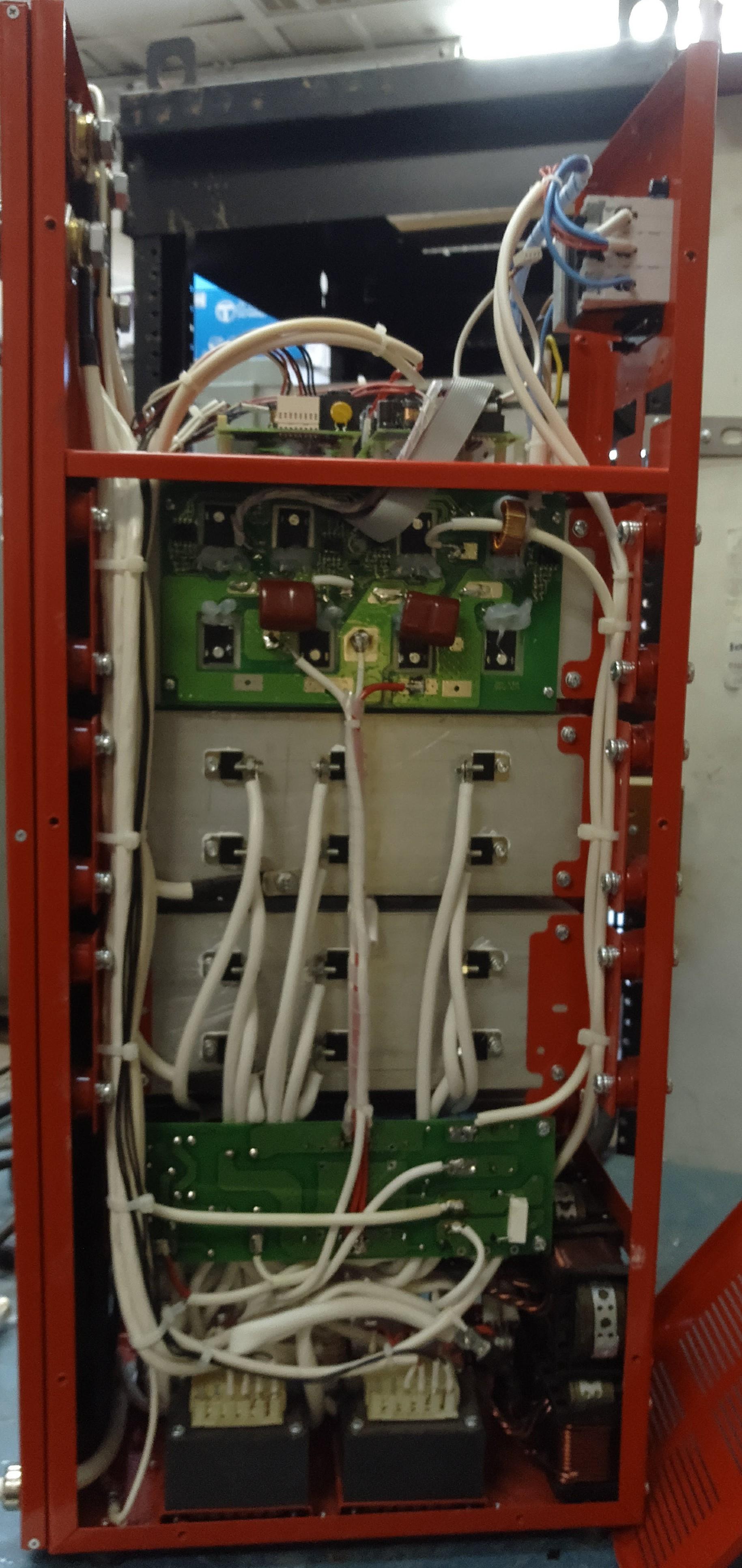 Выпрямитель для гальваники Страт-10003ВГ
